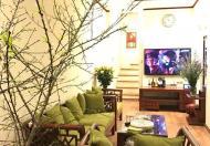 Chỉ hơn 3 tỷ, sở hữu nhà đẹp mê ly phố Thái Thịnh, Đống Đa 5 tầng, MT 3m