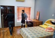 Cho thuê nhà 4 tầng ngõ 98 Văn  Cao . Đầy đủ nội thất, giá phù hợp