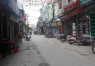 Bán nhà đất mặt phố Phú ĐÔ,  Gần Cổng làng phú đô - Châu Văn Liêm DT 74 m2, có nhà cấp 4 đang kinh doanh