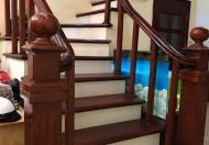Cho thuê nhà ngõ 104 Đào Tấn, 75m2 x 3 tầng, nhà full đồ, khu yên tĩnh, giá thuê 15 tr/th