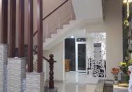 Nhà mới nguyên căn  hẻm 486/1A Lê Quang Định, Bình Thạnh.