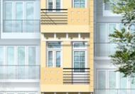 $Cho thuê nhà MT Hoàng Văn Thụ, Q.PN, (DT: 4x21m, trệt, 5 lầu). Giá: 85tr/th