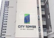 City Tower Bình Dương 2PN, 2WC, 50- 60- 70m2 mảnh đất trù phú, chỉ cọc 20 triệu