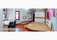 Cho thuê nhà ngõ Hoàng Cầu, 60m2*4T, ngõ ô tô, nhà đủ đồ, khu kinh doanh, giá 17 tr/th