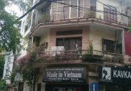 Bán nhà mặt phố Nguyễn Công Hoan Ba Đình, sổ đỏ, 43m2 3 tầng mt 4m 12,5 tỷ