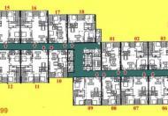 0963922012 tôi cần bán gấp căn hộ 60 Hoàng Quốc Việt, DT 100,4m2, tầng 11 căn 07, giá 27tr/m2
