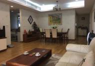 CHCC Mandarin Garden Hoàng Minh Giám, DT 146m2, 2 PN, full đồ đẹp, tầng 12 view đẹp giá 25tr/th