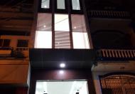 Nhà mới tinh nằm ngay dự án TTTM lớn nhất Q10 đường Lý Thường Kiệt (4x16m, trệt, 3 lầu, 46 tr/th)