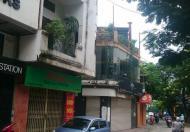 Bán nhà mặt phố nguyễn công hoan,nhà cũ bán đất,diện tích 43m,mặt tiền 4m,giá 12,3 tỷ