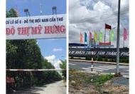 Bán một số nền khu dân cư Hồng Loan