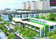 Bán gấp lô đất biệt thự 280m2  dự án lotus residence quận 7 đường đào trí giá 22tr/m2
