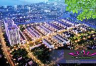Bán gấp lô góc 2 mặt tiền 7,5x18 dự án lotus residence quận 7 đường đào trí giá 31tr/m2