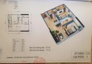 Cần bán gấp căn chung cư 2 PN khu Eco Green City, diện tích 71m2, giá 2.1 tỷ (có TL)