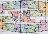 Cần bán rất gấp căn 1612 CC CT2 Yên Nghĩa, 63m2, ban công ĐN, giá 11.2tr/m2 LH cô Nga 0934568193