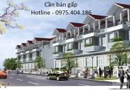 Gia đình cần bán gấp nhà liền kề ĐTM Văn Khê vị trí cực đẹp, mặt đường 17m giá siêu rẻ