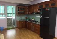 Cho thuê chung cư Linh Đàm thiết kế 3PN, 2WC và 1 phòng khách rộng rãi. Nhà đầy đủ nội thất