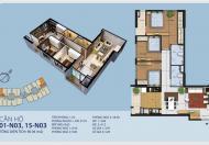 Bán chung cư 87 Lĩnh Nam New Horizon, Hoàng Mai, Hà Nội giá 22.6 triệu/m2 (bao tên). Chính chủ 0965898683