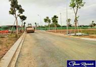 Bán gấp lô đất 5x18 sổ hồng xây tự do dự án green riversie anh tuấn xã phú xuân nhà bè giá 15.5tr/m2