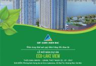 1,4 tỷ sở hữu ngay CHCC đầy đủ tiện ích nằm giữa trung tâm thành phố Hà Nội dự án Eco Lake View