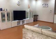 Cho thuê căn hộ chung cư 17T1 – Trung Hòa Nhân Chính, 156m2, 3PN, đủ đồ, 14 tr/th