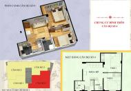 Bán căn hộ chung cư tại Đường Đình Thôn, Nam Từ Liêm, Hà Nội diện tích 25m2  giá 520 Triệu
