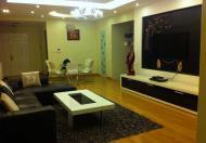 Cho thuê căn hộ chung cư 24T1 - Trung Hòa Nhân Chính, 124m2, 2 PN, đủ đồ, 13 tr/th