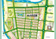 Bán đất biệt thự Him Lam hướng bắc đường số 6 giá 85T/m2