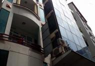 Bán nhà MẶT PHỐ NGUYỄN TRÃI 50m2x 8 Tầng THANG MÁY, CHO THUÊ 50TR/THÁNG