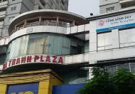 Cho thuê tầng 14 chung cư 227 Hà Thành Plaza 115m2x2PN 10tr/tháng