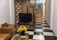 Cho thuê nhà riêng ở Đào Tấn, DT: 60m2 x 4T, Ba Đình, full đồ