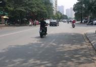 Bán đất mặt phố Đội Cấn, Ba Đình, DT 40m2, vỉa hè 3m, kinh doanh cực tốt, giá 7.2 tỷ