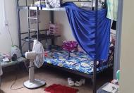 Phòng cho thuê ở ghép dạng ký túc xá gần Trường Đại học Tôn Đức Thắng