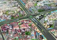 Khu đô thị Mega City Cầu Đò đường Hùng Vương chợ Bến Cát 450tr/100m2 thổ cư 100%