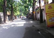 Bán nhà mặt phố đường Thụy Phương, Quận Bắc Từ Liêm, Hà Nội năm 2017