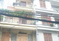 Bán nhà phân lô ngõ 47 nguyên hồng,diện tích 45m2,nhà 6 tầng, ô tô vào nhà