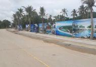 Bán đất nền Phú Quốc nằm trên trục đường chính đi Casino
