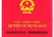 Bán đất thổ cư 43m2, ngõ 89 Quan Nhân, Thanh Xuân 2,8 tỷ 0949993232