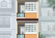 $Cho thuê nhà MT Lý Chí Thắng, Q.3, (DT: 4.5x24m, trệt, lửng, 5 lầu, 17P). Giá: 5.500$/th