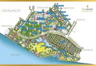 Cho thuê Shophouse Vinhome Centralpark DT 170m2 và 188m2