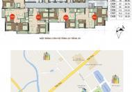 Cô Nga bán gấp căn hộ 1605 DT 80,26m2, chung cư 89 Phùng Hưng giá 15tr/m2, 0969.947.369