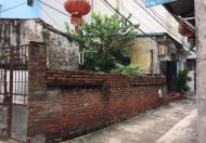 Gia đình cần bán nhà cấp 4 tại đường Hữu Hưng, Tây Mỗ, Nam Từ Liêm