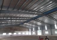 Cho thuê nhà xưởng mới xây 2809m2, Đức Hòa, Long An
