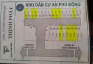 Đất sổ hồng riêng, chính chủ, An Phú Đông, Quận 12, giá: 966 triệu/nền