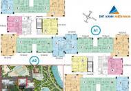 Cần bán gấp căn hộ chung cư 3PN, giá 1.950 tỷ, Block A2 dự án Topaz City