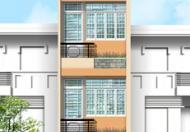 $Cho thuê nhà MT Nơ Trang Long, Q.BT, (DT: 10x20m, 1 trệt, 4 lầu). Giá: 50tr/th