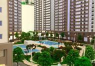 Tôi cần bán căn hộ 85m2, 3 phòng ngủ, 2 vệ sinh chung cư Xuân Mai Complex, ban công Đông Nam
