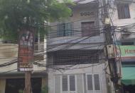 Bán nhà mặt phố Hồng Mai 40m2, 4 tầng, mặt tiền 4m ô tô vào tận nhà, tiện KD buôn bán