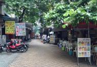 Bán nhà mặt phố Cấm Chỉ, Hàng Bông Hoàn Kiếm. 40m2 x 5T, MT 6m, kinh doanh cực tốt