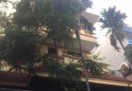 Bán nhà ngõ 292 Kim Giang Hoàng Mai, sổ đỏ 90m2 4,5 tầng mặt tiền 9m 7,5 tỷ