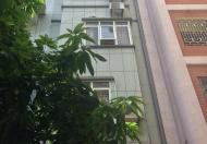 Bán nhà 5 tầng, 60m2, gara rộng, ô tô đỗ cửa